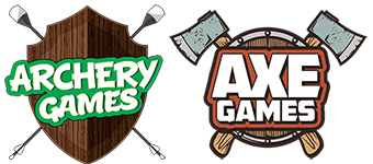 Archery & Axe Games Logos